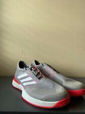 ADIDAS Mens Size 11.5 Adizero Ubersonic 3 Tennis Shoes NEW!