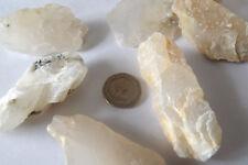 Rough Moonstone Crystal, Small 10-38g, Raw Mine Run Peach Grey White Reiki Stone