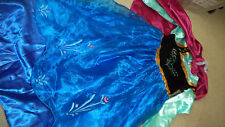 Disney Store Girl's Princess Anna (Frozen) Costume 9/10 Youth - NWT