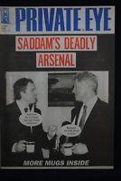 PRIVATE EYE # 944 - SADDAM'S DEADLY ARSENAL - 20 FEB 1998