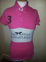 JOULES Eliana Polo Shirt Top Sz  8 12 14 FreeUKP&P