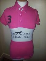 JOULES Eliana Polo Shirt Top Sz 12 14 FreeUKP&P