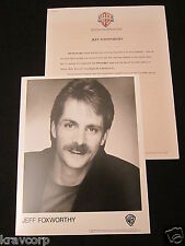 JEFF FOXWORTHY 'YOU MIGHT BE A REDNECK IF…' 1993 PRESS KIT—PHOTO