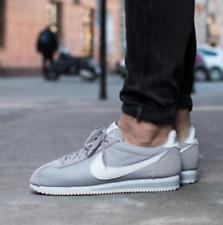 NEW Nike Classic Cortez Nylon Trainers in Grey 807472-010 SIZE 8