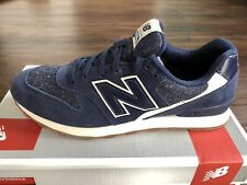 NEW BALANCE 996 Mens Trainers, Blue - Size 7