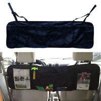 Auto Car Seat Back Organizer Holder Multi-pocket Travel Storage Hanger Tidy Bag
