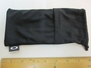 OAKLEY mens protective microfiber cleaning cloth baggy NEW old stock w/pouch