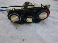 NISSAN MICRA K12 HEATER CONTROLS BREAKING 3 AND 5 DOOR CARS