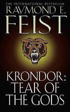 Krondor: Tear of the Gods (The Riftwar Legacy, Book 3),Feist, Raymond E.,Good Bo