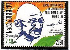 Georgia 2020 Mahatma Gandhi India Indian theme Stamp