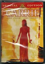 Carrie DVD (Sissy Spacek)Special Edition New & Sealed Region  Free Post