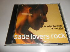 CD  Sade - Lovers Rock