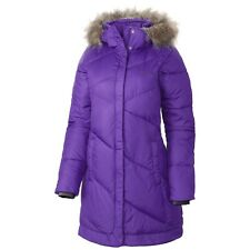 New  Columbia Women Winter Down Coat Jacket Hooded  L Large