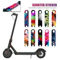 Electric Scooter Decoration Pedal Matte Sandpaper Stickers Mat Sticker
