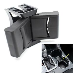 Schwarz Kunststoff Getränkehalter Teiler Einsatz Für Toyota Highlander Kluger