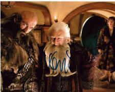 """Ken Stott - Colour 10""""x 8"""" Signed 'Hobbit Trilogy' Photo - UACC RD223"""