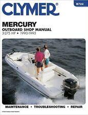 Clymer Handbücher Mercury 3 - 275 PS Außenborder, 1990-1993 B722