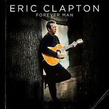 ERIC CLAPTON CD - FOREVER MAN [3 DISCS](2015) - NEW UNOPENED - REPRISE RECORDS