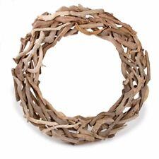 "Darice 2503-109 18"" Natural Driftwood Wreath"