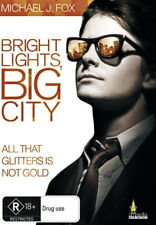 Bright Lights, Big City - Drama / Drug Use - Michael J Fox - NEW DVD