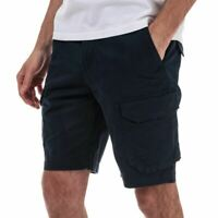 Men's Timberland Webster Lake Stretch Twill Cargo Shorts in Blue