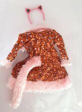 Barbie My Scene Dolls Clothes. Madison Masquerade Madness Coat & Hairband.