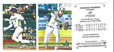 2019 VERMONT LAKE MONSTERS TEAM SET COMPLETE MINORS SS OAKLAND ATHLETICS