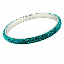 Modeschmuck-Armbänder aus Metall-Legierung mit Türkis-Perlen für Damen