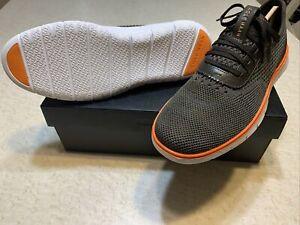Cole Haan Generation Zerogrand Stitchlite Oxford Shoe Olive Men 9.5  C32403