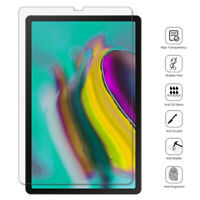 Screen Protector Tempered Glass For Samsung Galaxy Tab A 10.1 S5e 10.5 2019