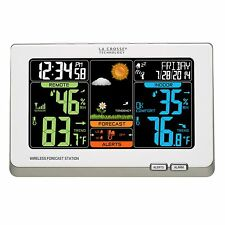 C83332 La Crosse Technology Wireless Color Weather Station with TX141TH-B NIB