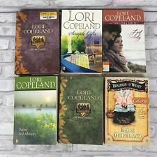 Lot of 6 Lori Copeland Inspirational Christian Historical Fiction Love Romance