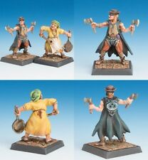 Freebooter's Fate - Kultisten Set 2 - Freebooter Miniatures Mystiker Kult MYS012