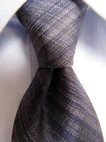 Men's Calvin Klein Blue Silk Striped Tie A27759