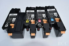 4 x Color Toner Cartridges for DELL 1250 1250c DELL 1350cnw DELL 1355cn 1355cnw