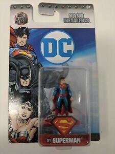 Nano MetalFigs Superman #DC15
