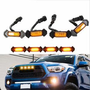 Amber Lens Raptor Led Light Kit Led indicator Lighting For Toyota Tacoma 2016-20