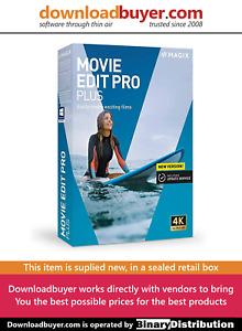 MAGIX Movie Edit Pro 2020 Plus - [Boxed]