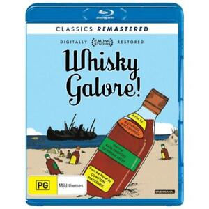 Whisky Galore! - New and Sealed BluRay