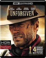 Unforgiven New Sealed 4K Ultra Hd Uhd Clint Eastwood
