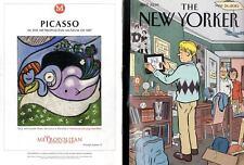 NEW YORKER MAGAZINE 24 MAY 2010, ANDREW BREITBART, LOS TIGRES DEL NORTE, ASH,