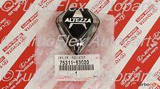 Toyota Altezza Lexus IS300 1998-2005 JDM Front Grille Altezza Black Emblem