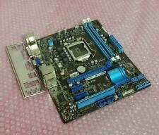 ASUS P8H61-M LE/USB3 Socket LGA 1155 DDR3 Motherboard with Backplate