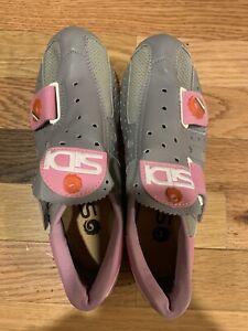 SIDI Woman's Cycling Shoes size 37(eu) Vintage Stock