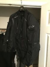 Men's Joe Rocket Ballistic Motorcycle Jacket Size 2XL
