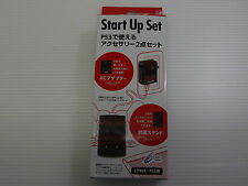"""Playstation 3 Cyber 2 Controller AC Charger Station """"New"""" Any Region  JAPAN  PS3"""