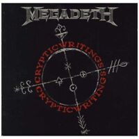 Megadeth - Cryptic Writings Neue CD
