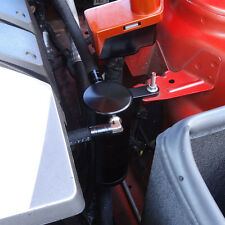 2010-2015 Camaro L99 LS3 Black Billet Catch Can Direct Bolt on Kit