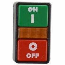 ON OFF START STOP Push Button Light Indicator Momentary Switch Power PK T8S K2A4