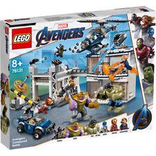Lego Marvel Avengers Compound Battle Building Set - 76131